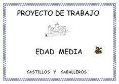 Proyecto Edad Media Para Infantil