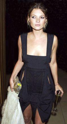 Kate Moss @ the Mario Testino Exhibition 2002. #dose