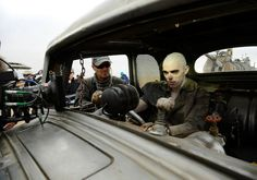 mad max behind the scenes - Google Search