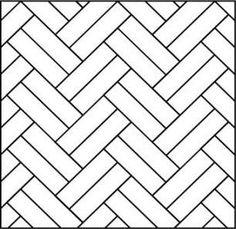 double herringbone tile -- Maybe for the floor tile? double herringbone tile — Maybe for the floor tile? Kitchen Tile Diy, Diy Kitchen Flooring, Diy Flooring, Bathroom Flooring, Kitchen Backsplash, Kitchen White, Hall Bathroom, Kitchen Wood, Parquet Flooring