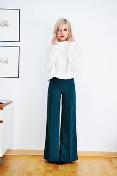 I just really adore the trousers