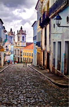 Salvador de Bahia, Brazil, I miss this city so much ♥ Places To Travel, Places To See, Travel Destinations, Places Around The World, Around The Worlds, South American Art, Les Continents, Travel Photography, Beautiful Places