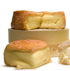 Epoisses, a runny cow's milk cheese, is so stinky that apparently it has been banned from French public transportation. Now I'm dying to try it.