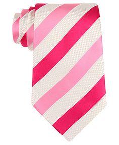 Donald Trump Tie, Grenadine Bar Stripe - Mens Ties - Macy's