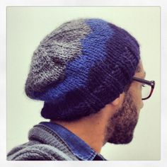 Zig Zag - The Bonnet - Amigurumix Tricot Simple, Couture Invisible, Easy Knitting, Zig Zag, Knitted Hats, Knit Crochet, Pure Products, Wool, Sewing