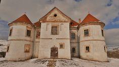 Castelul Radák-Pekri din Ozd, Mureș: Patru milioane de euro sau asumarea destinului  « Transilvania Reporter Romania, Euro