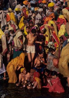 Steve McCurry, Pushkar, 1979