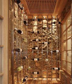 Weinkeller einrichten  29 Weinkeller und Lagerung Ideen - berauschendes Design | Diesund ...