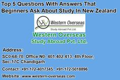 Western Overseas is an Institute of IELTS. We also deal in Study visa of Canada, Australia and New Zealand. We have our office and institutes in Chandigarh, Ambala and Kurukshetra.