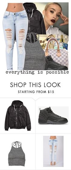 2d5a439bc05c0c by baaaditori ❤ liked on Polyvore featuring NIKE Teen Swag Outfits