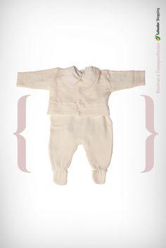 Roupa de bebê Trousseau