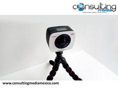 Wolder. SPEAKER MIGUEL BAIGTS. Wolder es una cámara de acción que graba en 360 grados. El modelo más potente, miCam Xport Power, tiene un sensor de 16 megapíxeles capaz de grabar vídeo en formato 1080p a 60 imágenes por segundo. Este tipo de cámaras pueden servir para crear contenido para realidad virtual, pero también se presentan como cámaras personales conectadas a teléfonos con la que nos podemos hacer selfies en 360 grados.  #miguelbaigts