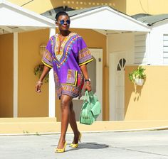 Purple Plus Size African Dashiki Shirt African Dashiki Shirt, Latest Fashion Trends, Fashion Bloggers, Lifestyle Blog, Going Out, Cover Up, Plus Size, Toronto Canada, Unisex