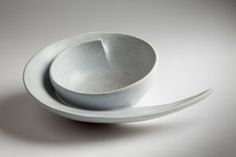 More from Tina. This bowl begs you to take whatever it contains (probably chocolate). One quick, easy motion, that's all... Tina Vlassopulos - One Off Hand Built Ceramics - Gallery