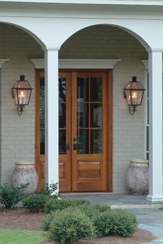 Double Doors-Arches-Carolina Lanterns