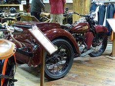 Harley-Davidson Servi-Car 1936 red hr | by stkone
