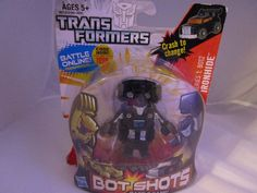 2012 IRONHIDE Transformers Bot Shots Series 1: B012 New in Package Hasbro #Hasbro