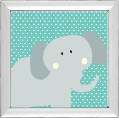 Quadrinho Elefante