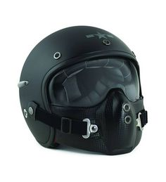 Harisson Corsair Uni Helmet - Kulture Moto