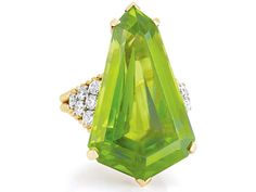 Peridot, the Gem of the Sun | Mrs. Jones & Company