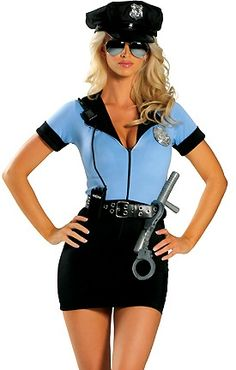 Sexy Police Costume