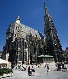 Wien,Stephansdom