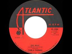 1961 HITS ARCHIVE: Gee Whiz (Look At His Eyes) - Carla Thomas