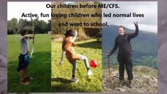 (2-minute video) Exhibition on 12th May 2018 at Time for Health St Ives Cambs (England) on children with ME/CFS