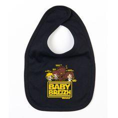 BABY BREIZH WARS (bavoir)