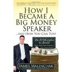 One man's story on becoming a fee-earning speaker. Learn from what he did.  http://gjurl.com/k