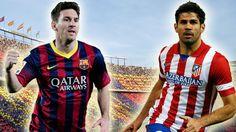 Barcelona vs. Atlético de Madrid: fecha, hora y canal de la definición de la Liga #Depor