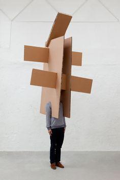 Carton - Akatre - Contemporary Art Studio