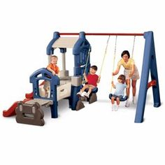 Endless Adventures® Variety Climber™ and Swing Set Extension $559 plus free shipping and 10% off right now.