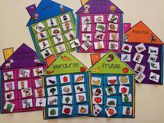 Preschool Curriculum, Kindergarten Worksheets, Homeschooling, Teaching Tools, Teaching Kids, Preschool Spanish, Bilingual Classroom, Language Activities, Class Activities