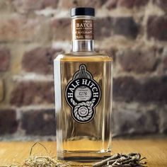 HALF HITCH Gin | HALF HITCH® Gin 70cl 40% ABV - Default Store View | TheGwithTea