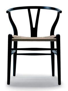 CH24 Wishbone Chair von Hans J. Wegner, 1950 - Designermöbel von smow.de