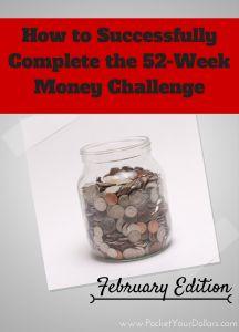 52-Week Money Challenge
