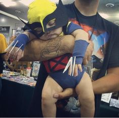 Wolverine at Big Wow Comicfest 2014