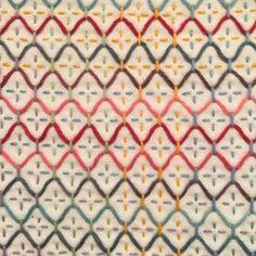 追加:色の組合せサンプル【亀甲花刺し編】 - SASHIKONO