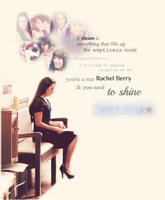 Rachel Berry. <3