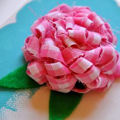 Easiest Flower Ever - Little Bit Funky: 20 minute crafter