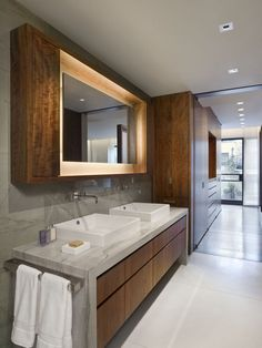 Bathroom Waterfall Design, Pictures, Remodel, Decor and Ideas - page 5