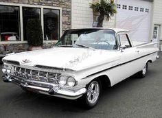 '59 Chevy El Camino