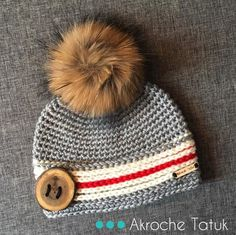 Crochet work sock hat and cowl pattern by Akroche tatuk. Sock Monkey Pattern, Sock Monkey Hat, Front Post Double Crochet, Half Double Crochet, Crochet Chain, Diy Crochet, Crochet Sock Monkeys, Foundation Single Crochet, Work Socks