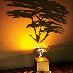 Shadow Art (mind=blown) - Shall we say, Lion King? Home Lighting, Lighting Design, Visual Lighting, Arte Pallet, Instalation Art, Shadow Art, Light And Shadow, Decoration, Diy And Crafts