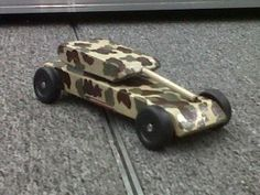 unique pinewood derby cars  | More pinewood derby car ideas | UTpinewoodderby