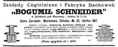 OgloszenieSchneider - Glinianki Sznajdra – Wikipedia, wolna encyklopedia