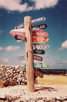 Doesn't matter the direction, just travel http://itz-my.com