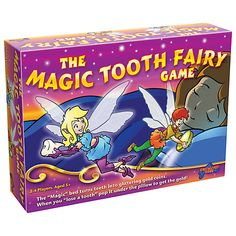 Drumond Park The Magic Tooth Fairy Game
