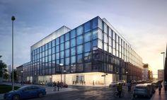 Deutscher Bundestag – Neubau Bürogebäude – Dorotheenstraße 85/Schadowstraße 4-6. Guillermo Vázquez Consuegra Arquitecto, Sevilla (ES)